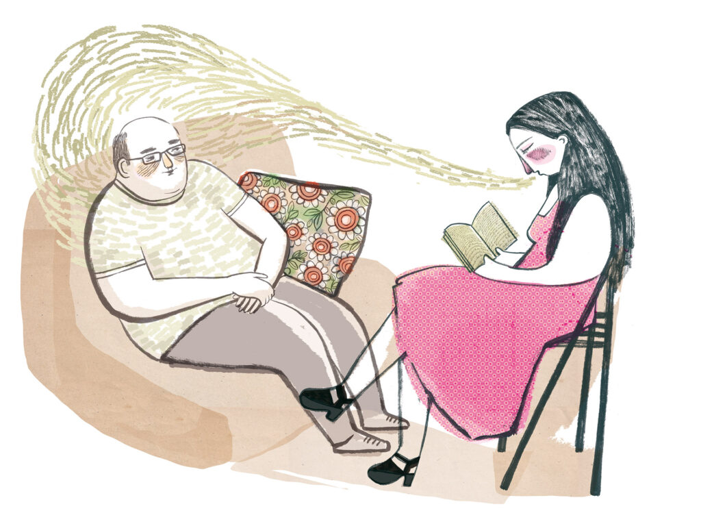 Il·lustració: Anna-Mongay